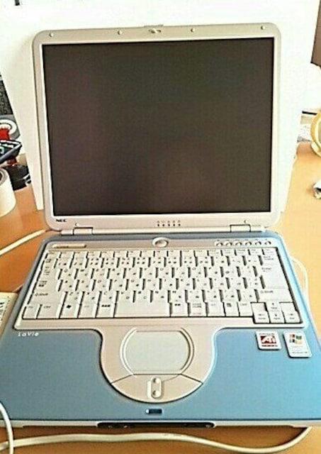 PC ノートパソコン 本体 ノートPC Windows XP NEC PC本体 < PC本体/周辺機器の