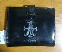 artherapie クロス がま口財布 未使用 GAULTIER ゴシック 春財布