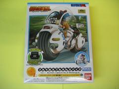 バンダイ メカコレクション ドラゴンボール 1巻 ブルマのカプセルNo.9 バイク 新品