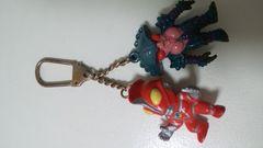ウルトラマン×バルタン聖人の可愛いキーホルダー