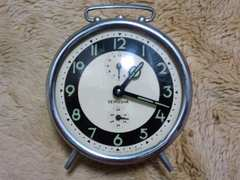 精工舎 目覚まし時計