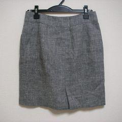 スピック&スパン ノーブル 38 グレー スカート