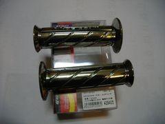 (108)クロムメッキグリップGPZ400FZ400FXZ250FTバリオスゼフアー400