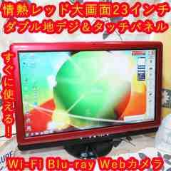 特大Corei5ブラック/タッチBlu-ray地デジ/メ4/無線/Webカメ