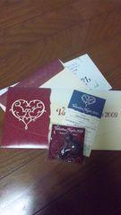 バレンタインナイト 2009 チョコレート型キーホルダーセット