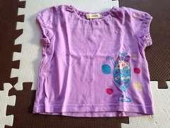 美品*半袖Tシャツ90