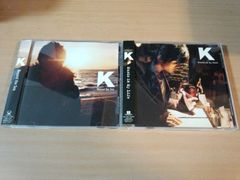 K (ケイ)CD「Beyond the Sea」「Music in My Life」2枚セット★