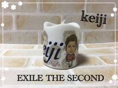 EXILE THE SECOND☆keiji☆ロウソク風LEDライト