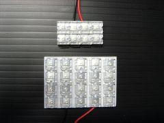 FLUX28連LEDルームランプセット ティーダ C11専用