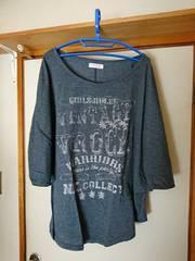 ウィゴー/ドルマンTシャツ