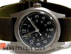 極希少 正規★ハミルトン/HAMILTON 手巻 79年製 腕時計