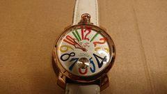 CLUBフェイス腕時計