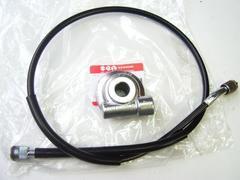 (500)GS400スピードメーターギヤーワイヤーセット