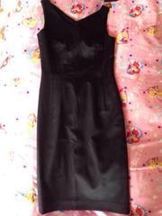 美品VICKYワンピース黒size 1