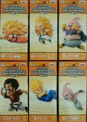 ドラゴンボール超ワールドコレクタブルフィギュア ANIME 30th ANNIVERSARY vol.4
