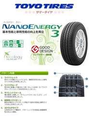 ★175/55R15 緊急入荷★TOYO NANO ENERGY 3 新品タイヤ 4本セット