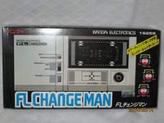 LSI ポータブルゲーム FL チェンジマン (レア物)