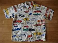 レインスプーナー フォード マスタング アロハシャツ XL