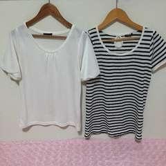 Tシャツ2点セット☆難あり