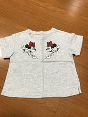 ユニクロUT ミニーちゃん 半袖Tシャツ 120