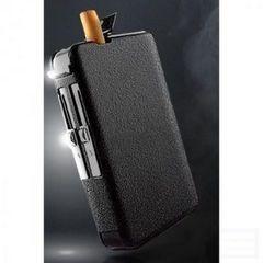 タバコケース & 電熱式ライター★★364