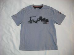 82 男 TIMBERLAND ティンバー Tシャツ S