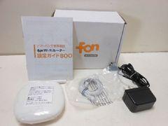 ☆10076☆1スタ☆未使用品 ソフトバンク携帯電話 fon Wi-Fiルーター