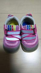 イフミー。IFME。13センチ。ピンク。靴