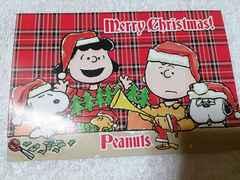 スヌーピー ポストカード クリスマス