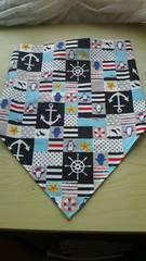 可愛い三角巾&巾着2点セット