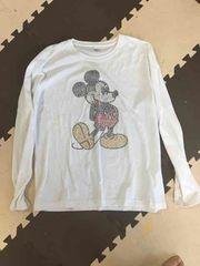 3L ディズニー 長袖ティシャツ