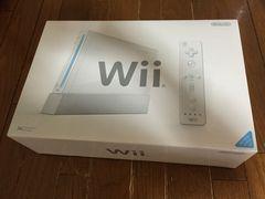 Nintendo Wii 本体 白 中古