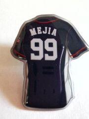 埼玉西武ライオンズ2016 ファンクラブ限定ピンバッチ 埼玉ユニ 99エルネスト・メヒア選手