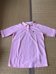 NEW FASHION 半袖 ポロシャツ ピンクM