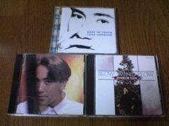 陣内大蔵CDアルバム3枚セット 廃盤