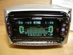 ★ケンウッド  CD/MD EQ/DSP DPX-910MD 取説 整備★
