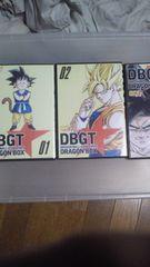 ドラゴンボールGT!DVDセット!
