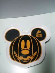 ミッキーマウス   お菓子くじ顔型プレート
