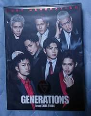 GENERATIONS 「BEST GENERATION」2CD+3DVD 会員限定 豪華盤