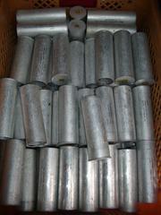 米軍 暴徒鎮圧用 ゴム弾 空薬莢