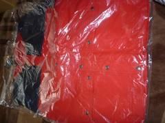 男性用 マウンテンパーカー Lサイズ 赤