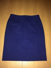 新品 ブルータイトスカート S