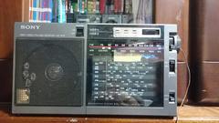 SONYのMW(AM)&FMラジオ