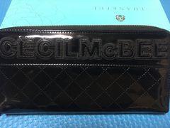 ☆中古美品☆CECIL McBEE☆長財布☆たっぷり入ります☆
