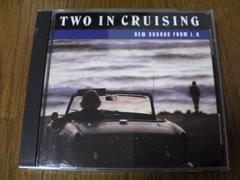 CD TWO IN CRUISING フュージョンコンピ