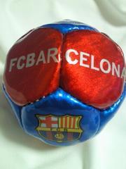 サッカー スペイン リーグ FC バルセロナ サイン サッカーボール チームカラー 公式 選手