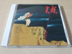 伊東たけしCD「T.K.」T-SQUAREサックス奏者●