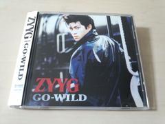 ZYYG CD「ゴー・ワイルドGO-WILD」●