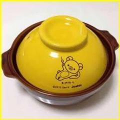 ☆新品☆ジョーシン×リラックマ*冬のほっこり土鍋