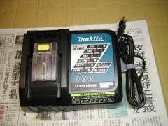 16年製 \3970 使用少 マキタ 新色 DC18RC 急速充電器 送\510~